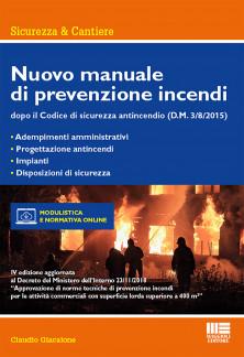 manuale prevenzione incendi