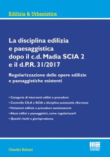 Disciplina edilizia e paesaggistica dopo il c.d Madia SCIA 2 e il d.P.R. 31/2017