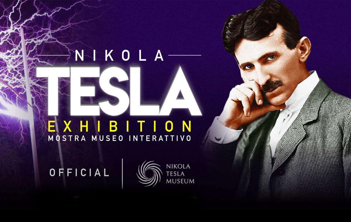 "Mostra interattiva ""Nikola Tesla Exhibition"" –  Milano"