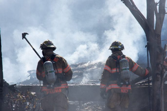 Firefighters - coping with trauma