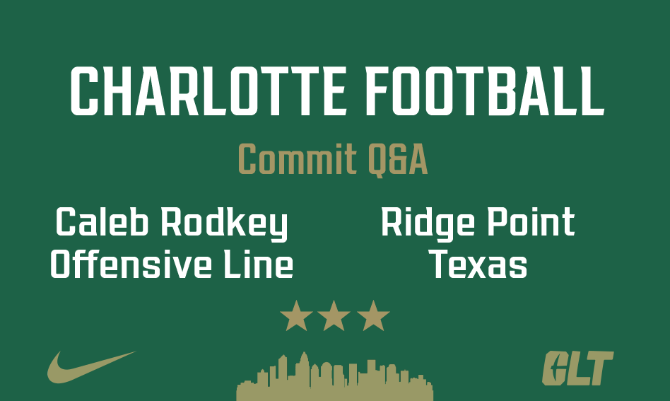 Q&A with ⭐⭐⭐ Charlotte Football commit Caleb Rodkey