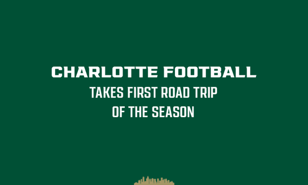 Charlotte hits the road to face winless Georgia State
