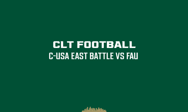 The Battle for C-USA East runs through Charlotte