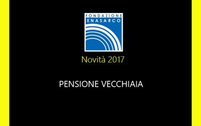 PENSIONE VECCHIAIA ENASARCO