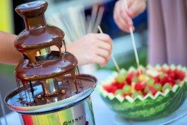 Organizace svatby: catering