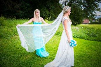 Svatba na klíč: nevěsta