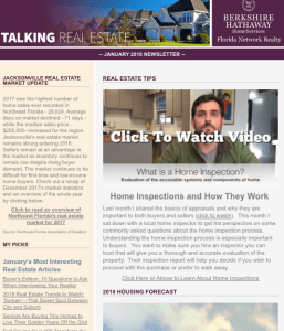 click to read this months newsletter if you are interested in subscribing please send me your email address to lauragarciafloridanetworkrealtycom