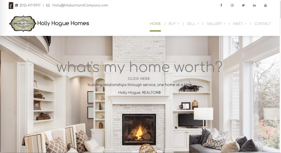 Custom WordPress Websites for Realtors Real Estate Agent Operations Websites