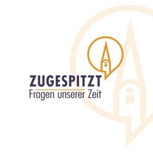 Logo Zugespitzt für die Kirchengemeinde Baiersdorf