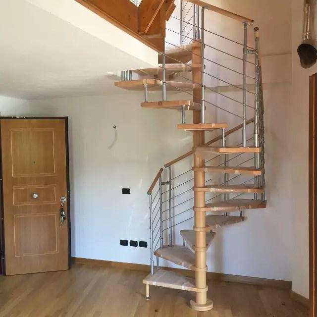 Appartamento Abetone Le Motte Mansarda Quattro Vani Mq 95 (3)