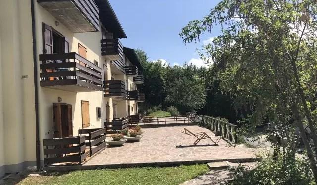 Appartamento Abetone via Bar Alpino Due Vani Mq 50