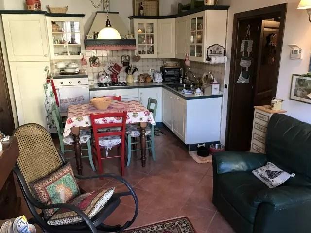 Appartamento Cutigliano Pianosinatico Tre Vani Mq 80 Giardino Mq 320 (107)