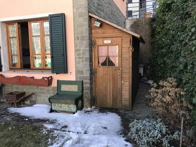 Appartamento Cutigliano Pianosinatico Tre Vani Mq 80 Giardino Mq 320 (13)
