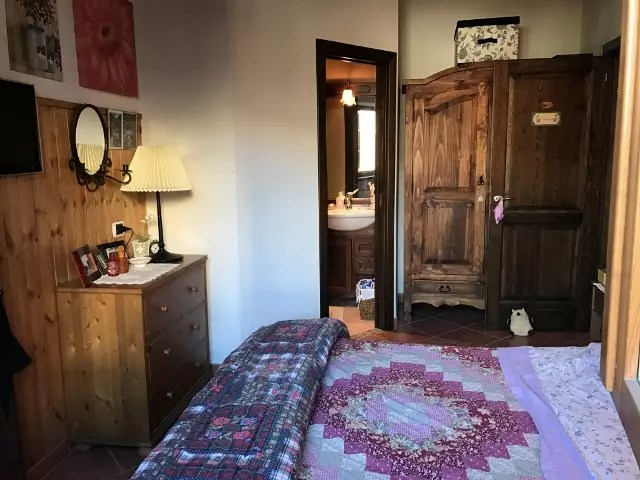 Appartamento Cutigliano Pianosinatico Tre Vani Mq 80 Giardino Mq 320 (75)