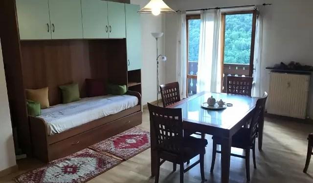 Appartamento Fiumalbo Dogana Nuova Due Vani Mq 60