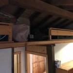 Appartamento Fiumalbo Via Lago Mansarda Tre vani Mq 40 (42)