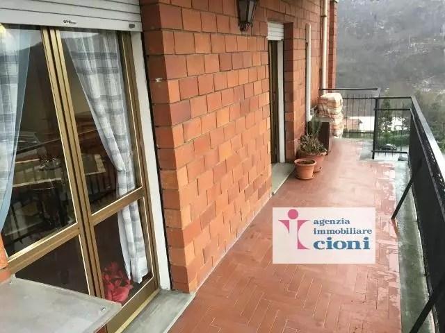 Quadrilocale Mq 125 san Marcello Pistoiese Centro Secondo Piano (23)