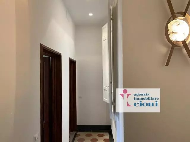 Quadrilocale Mq 170 Firenze Porta Romana V. Pindemonte Piano Rialzato (1)