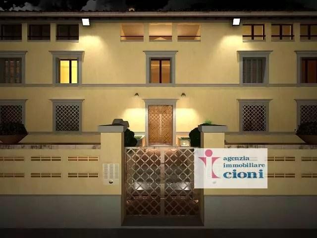 Trilocale Firenze San Frediano Mq 90 Piano terra Rialzato arredato (11)