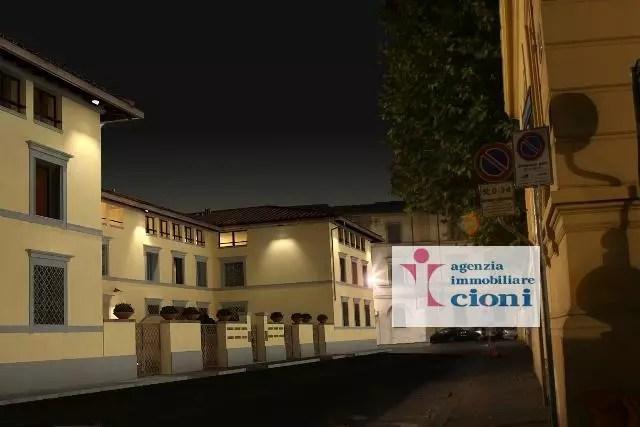 Trilocale Firenze San Frediano Mq 90 Piano terra Rialzato arredato (12)