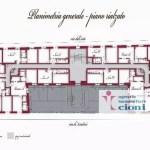 Trilocale Firenze San Frediano Mq 90 Piano terra Rialzato arredato (3)