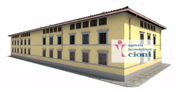 Trilocale Firenze San Frediano Mq 90 Piano terra Rialzato arredato (6)