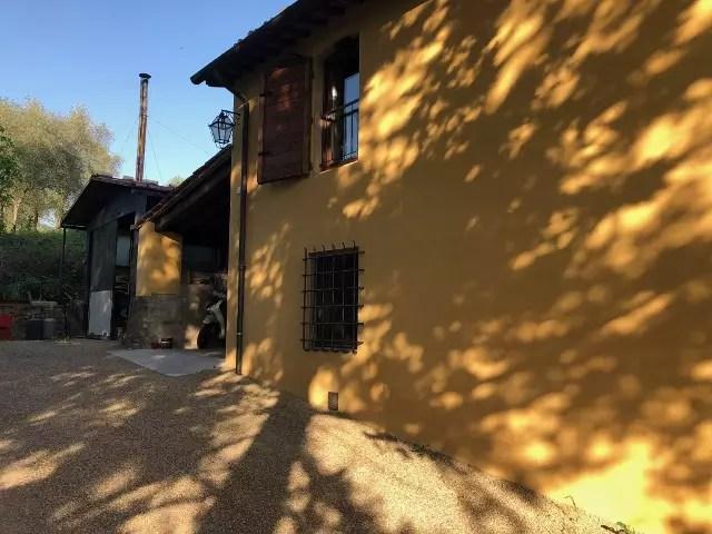 Villa Leopoldina Mq 400 Firenze Pontassieve 15 vani terreno 2,5 Ettari (72)
