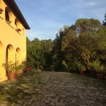 Villa Leopoldina Mq 400 Firenze Pontassieve 15 vani terreno 2,5 Ettari (8)