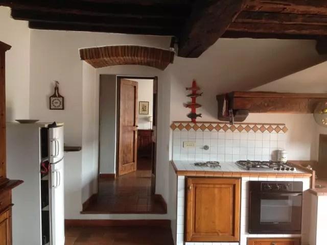 Villa Leopoldina Mq 400 Firenze Pontassieve 15 vani terreno 2,5 Ettari Appartamento Laterale (4)