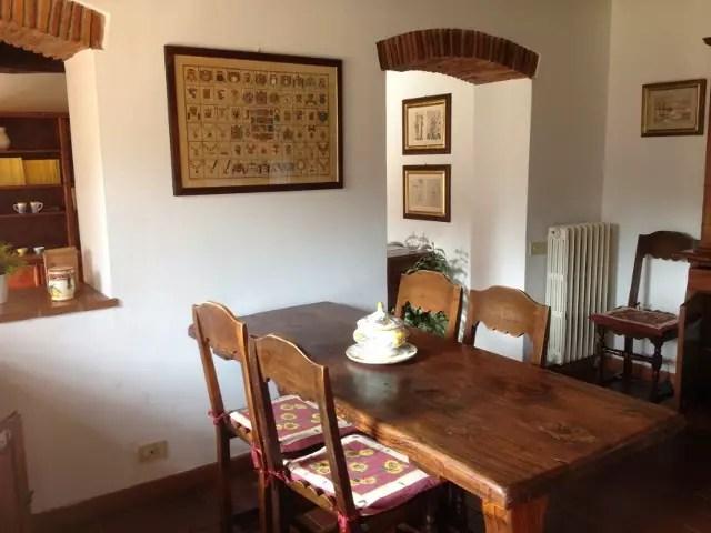 Villa Leopoldina Mq 400 Firenze Pontassieve 15 vani terreno 2,5 Ettari Appartamento Laterale