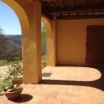 Villa Leopoldina Mq 400 Firenze Pontassieve 15 vani terreno 2,5 Ettari Appartamento Loggiato (1)