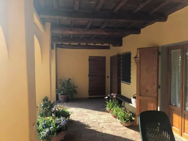 Villa Leopoldina Mq 400 Firenze Pontassieve 15 vani terreno 2,5 Ettari Appartamento Loggiato (12)