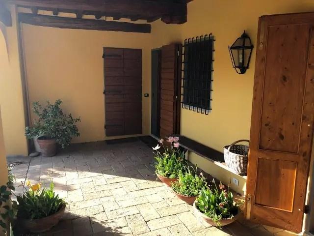 Villa Leopoldina Mq 400 Firenze Pontassieve 15 vani terreno 2,5 Ettari Appartamento Loggiato (14)