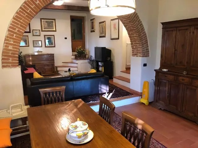 Villa Leopoldina Mq 400 Firenze Pontassieve 15 vani terreno 2,5 Ettari Appartamento Loggiato (19)