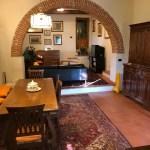 Villa Leopoldina Mq 400 Firenze Pontassieve 15 vani terreno 2,5 Ettari Appartamento Loggiato (37)