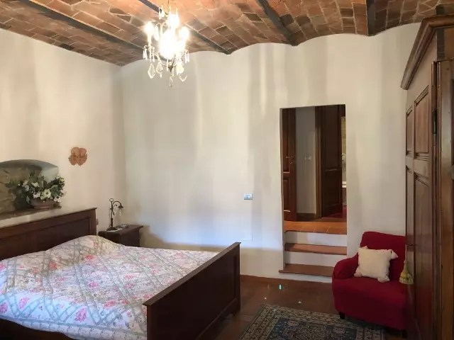 Villa Leopoldina Mq 400 Firenze Pontassieve 15 vani terreno 2,5 Ettari Appartamento Loggiato (41)