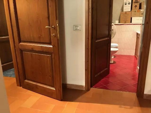 Villa Leopoldina Mq 400 Firenze Pontassieve 15 vani terreno 2,5 Ettari Appartamento Loggiato (42)