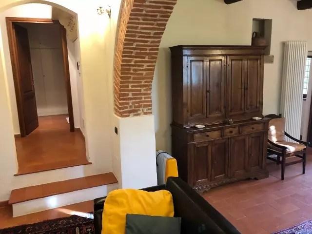 Villa Leopoldina Mq 400 Firenze Pontassieve 15 vani terreno 2,5 Ettari Appartamento Loggiato (51)