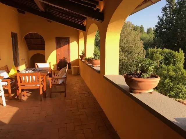 Villa Leopoldina Mq 400 Firenze Pontassieve 15 vani terreno 2,5 Ettari Appartamento Piano Primo (16)