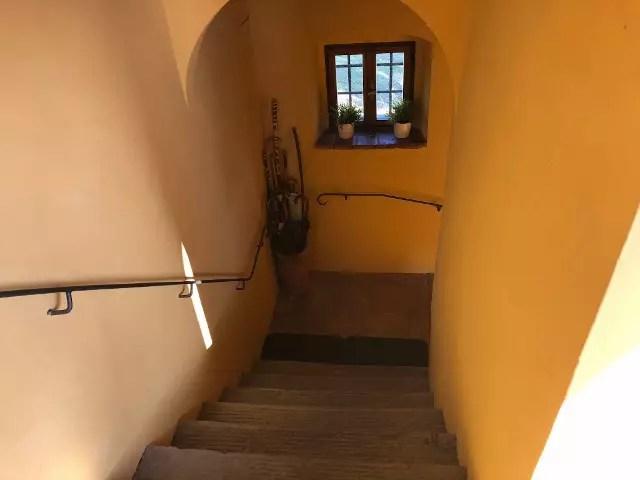 Villa Leopoldina Mq 400 Firenze Pontassieve 15 vani terreno 2,5 Ettari Appartamento Piano Primo (21)