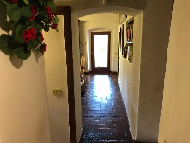 Villa Leopoldina Mq 400 Firenze Pontassieve 15 vani terreno 2,5 Ettari Appartamento Piano Primo (33)