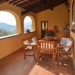 Villa Leopoldina Mq 400 Firenze Pontassieve 15 vani terreno 2,5 Ettari Appartamento Piano Primo (4)