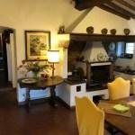 Villa Leopoldina Mq 400 Firenze Pontassieve 15 vani terreno 2,5 Ettari Appartamento Piano Primo (42)