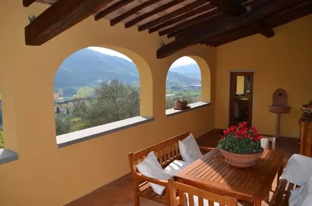 Villa Leopoldina Mq 400 Firenze Pontassieve 15 vani terreno 2,5 Ettari Appartamento Piano Primo (6)