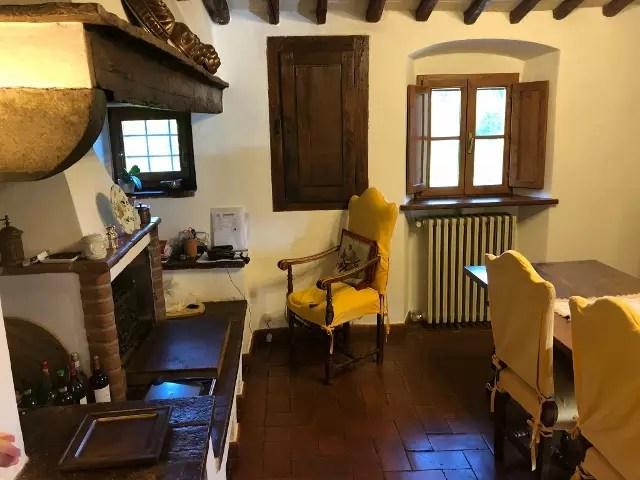 Villa Leopoldina Mq 400 Firenze Pontassieve 15 vani terreno 2,5 Ettari Appartamento Piano Primo (65)