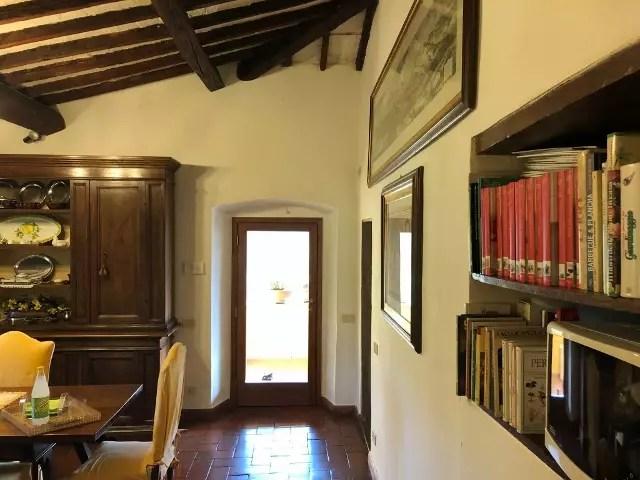 Villa Leopoldina Mq 400 Firenze Pontassieve 15 vani terreno 2,5 Ettari Appartamento Piano Primo (66)