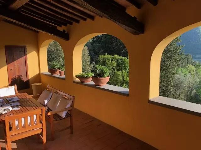 Villa Leopoldina Mq 400 Firenze Pontassieve 15 vani terreno 2,5 Ettari Appartamento Piano Primo (74)