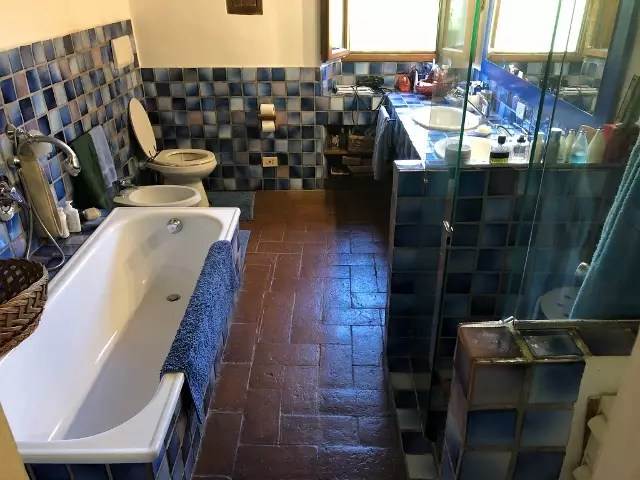 Villa Leopoldina Mq 400 Firenze Pontassieve 15 vani terreno 2,5 Ettari Appartamento Piano Primo (97)