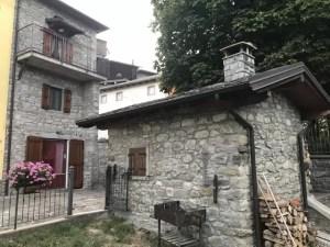 Villetta Terra Tetto Sant'Anna Pelago Mq 170 Cinque Locali Giardino Mq 1200
