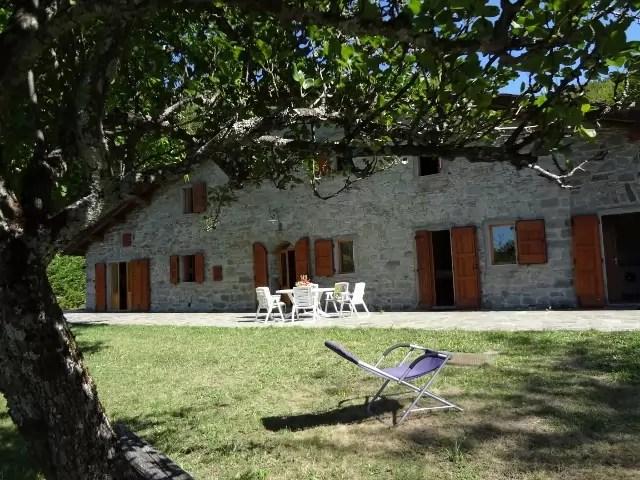 Villa Baita Fiumalbo Le Rotari 5 vani Mq 170 Ristrutturata (15)